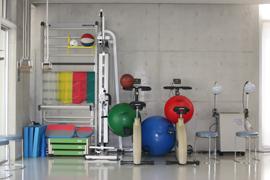 千葉稲毛整形外科スポーツリハビリテーション施設